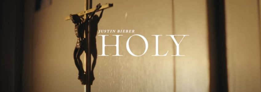 Justin Bieber, lança novo single e clipe Holy